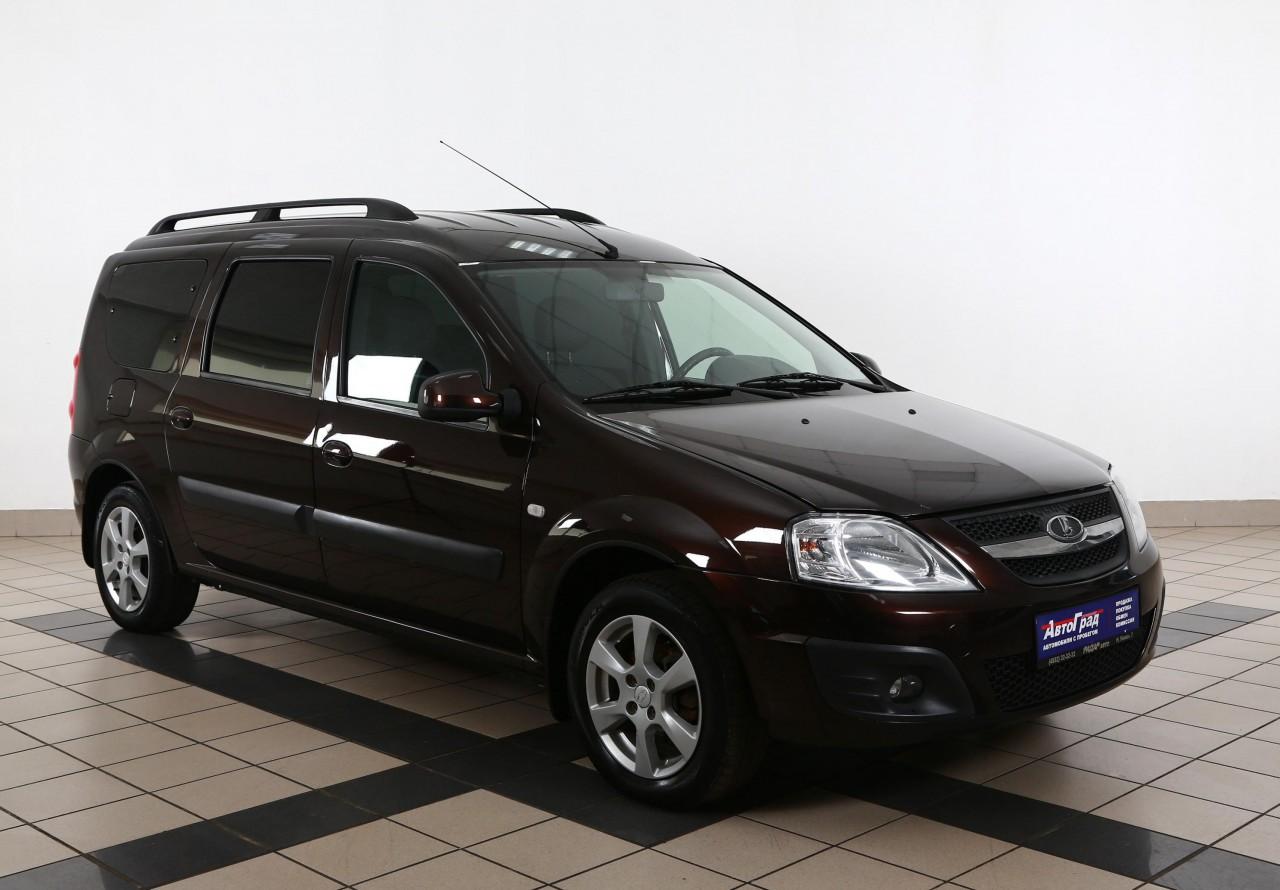 LADA (ВАЗ) Largus Wagon 2012 - по н.в.