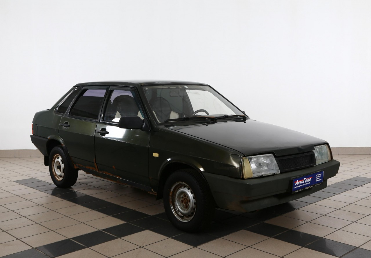 LADA (ВАЗ) 21099 1990 - 2011