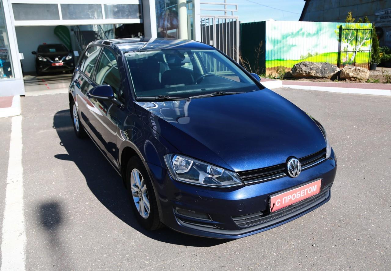 Volkswagen Golf Hatchback 2012 - 2017