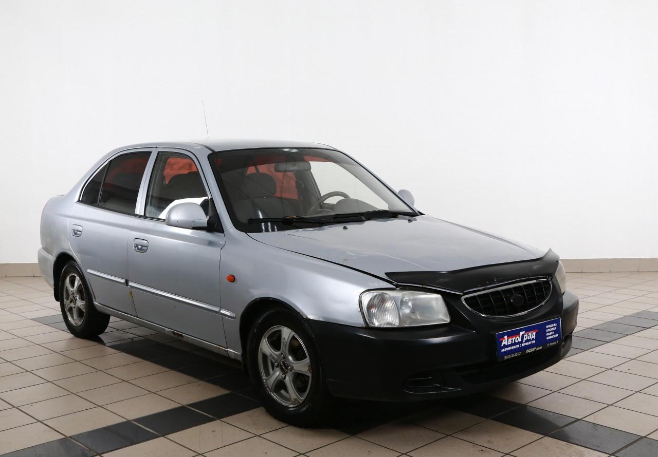 Hyundai Accent Sedan 1999 - 2012