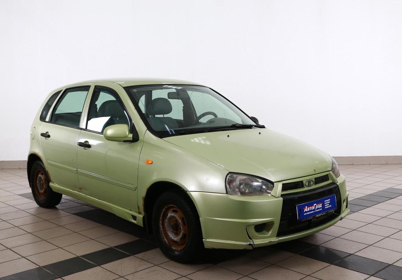 LADA (ВАЗ) Kalina Hatchback 2004 - 2013