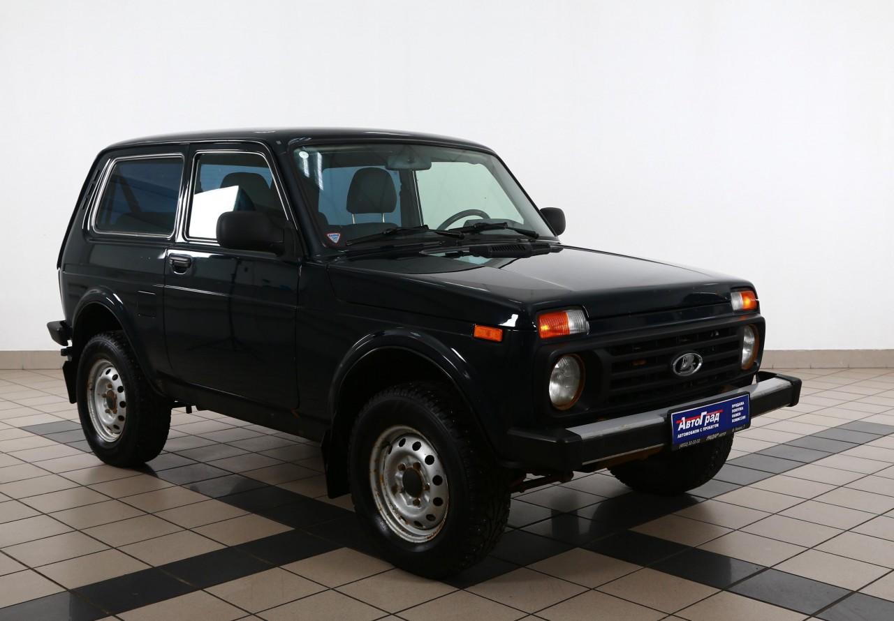LADA (ВАЗ) 2121 (4x4) 1977 - по н.в.