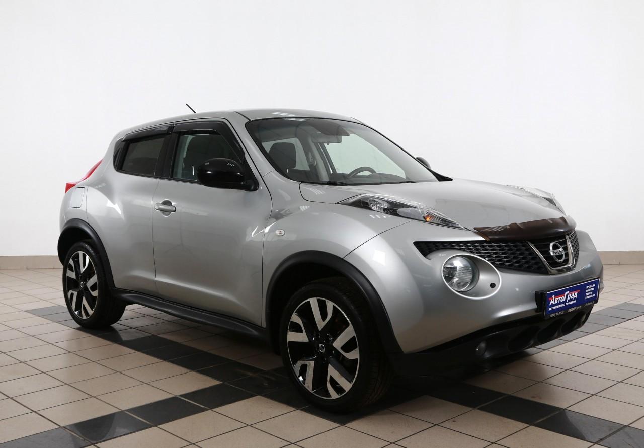 Nissan Juke 2010 - 2014