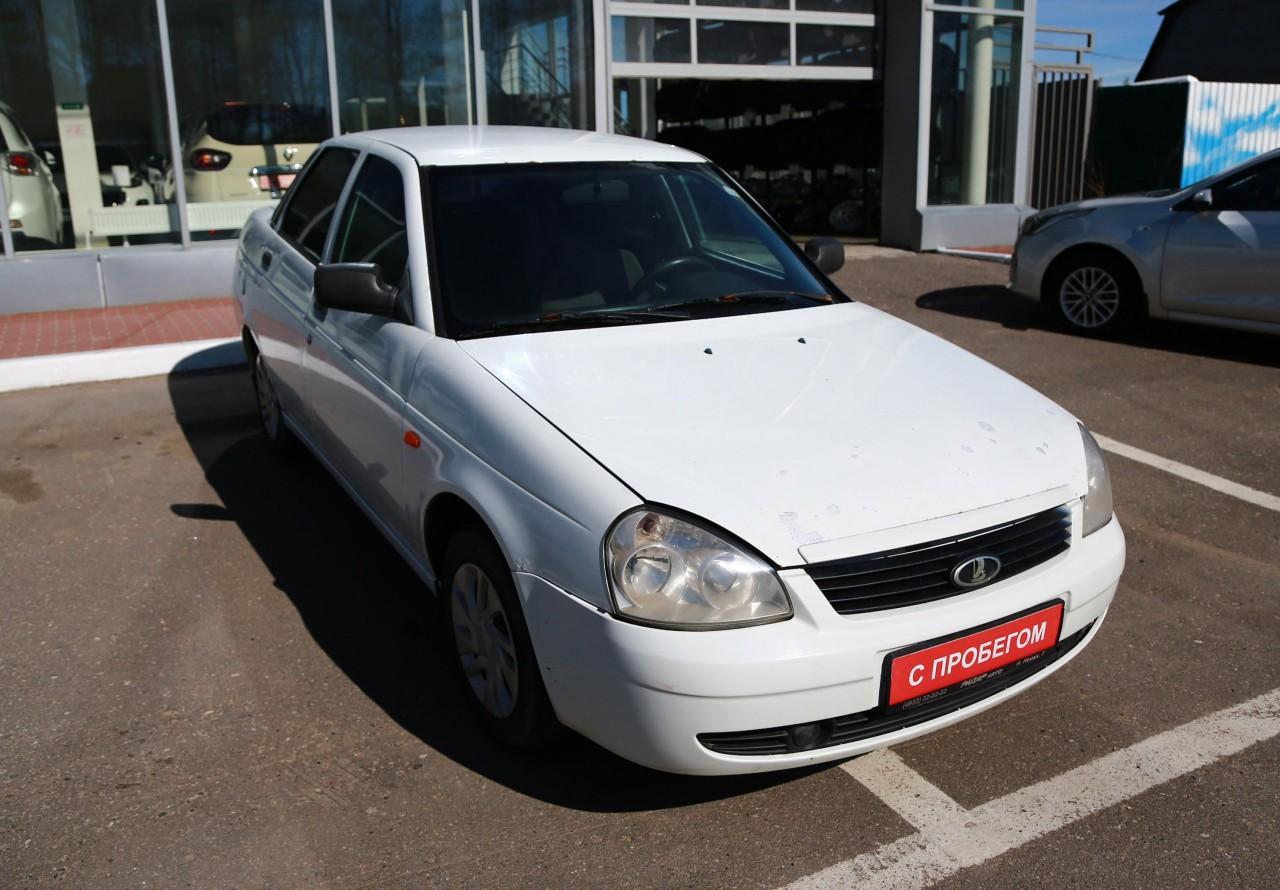 LADA (ВАЗ) Priora Sedan 2007 - 2013