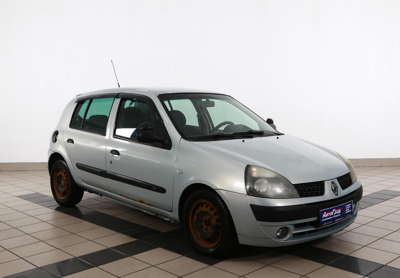 Renault Clio Hatchback 2001 - 2003