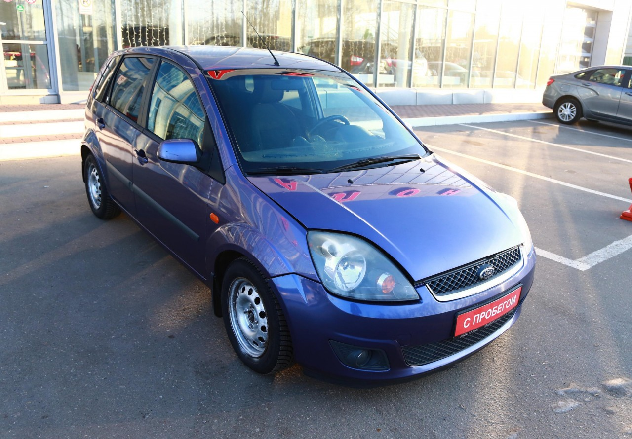 Ford Fiesta Hatchback 2001 - 2009