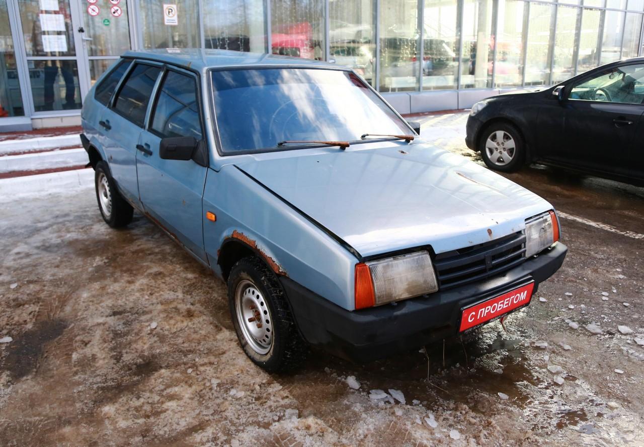 LADA (ВАЗ) 2109 Hatchback 1987 - 2008