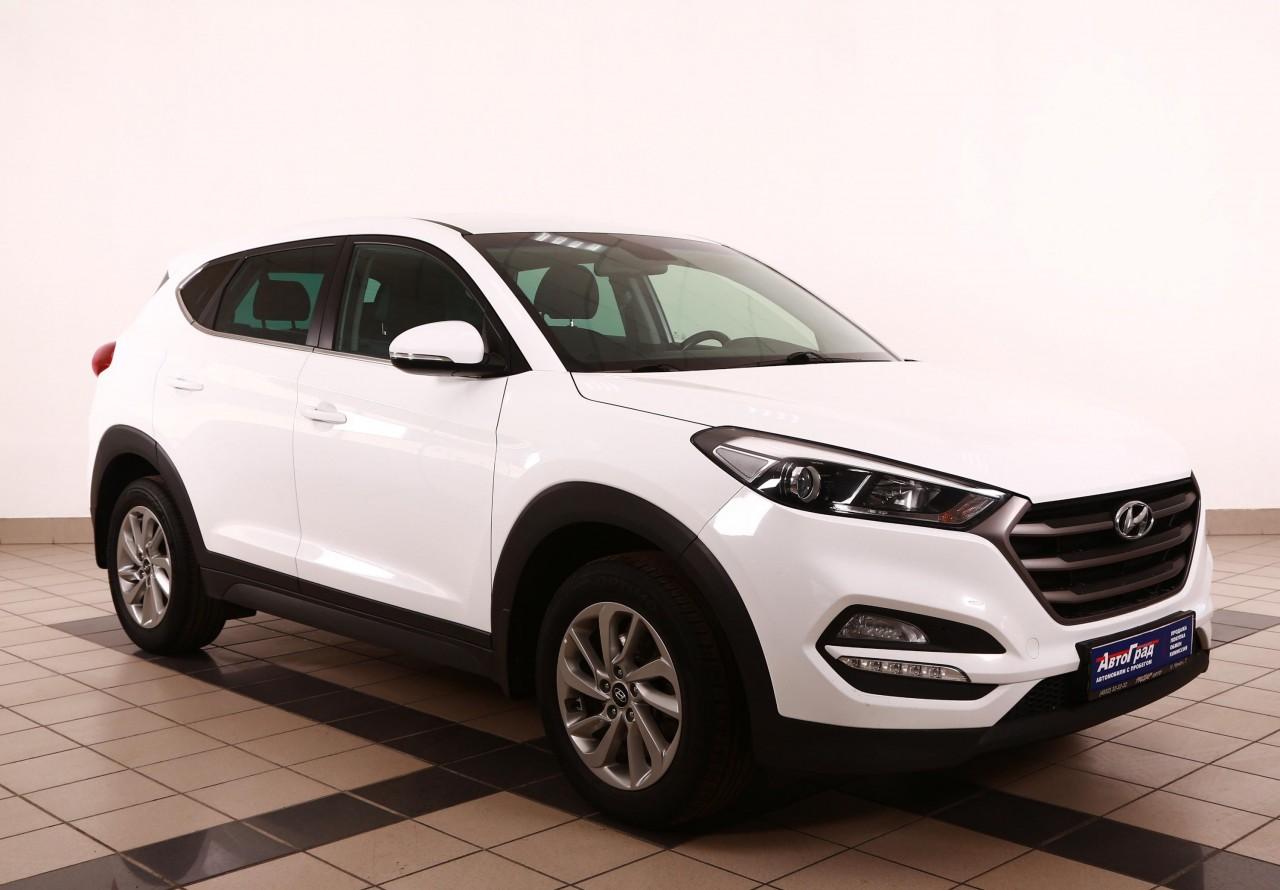 Hyundai Tucson 2015 - 2018