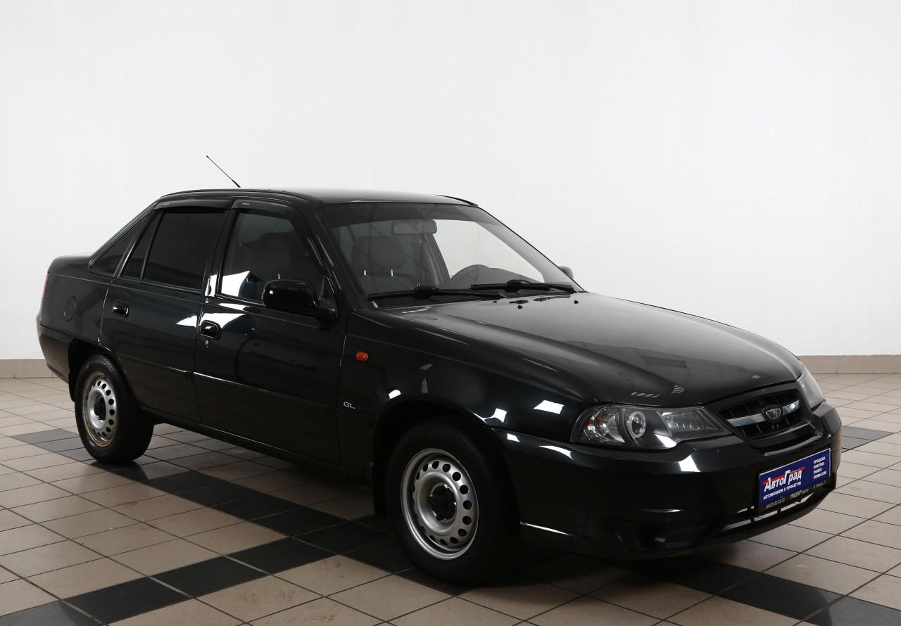 Daewoo Nexia Sedan 2008 - 2016